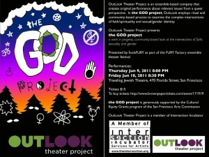 The God Project - Ensemble Theater Piece